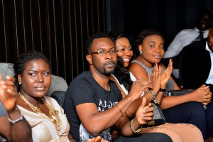 9 SPOTTED IN THE AUDIENCE MUSIC VETERAN RUGGED MAN